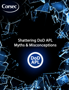 DoD APL Myths