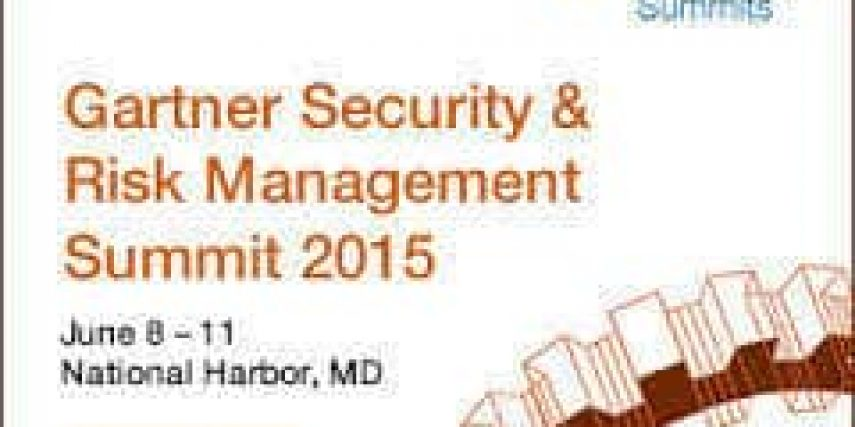 Corsec on the Road – Gartner Security & Risk Management Summit 2015