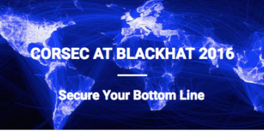 Corsec Discusses Product Security At BlackHat